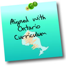 Aligned with Ontario Curriculum